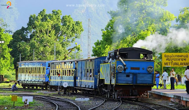 Nilgiri-heritage-train