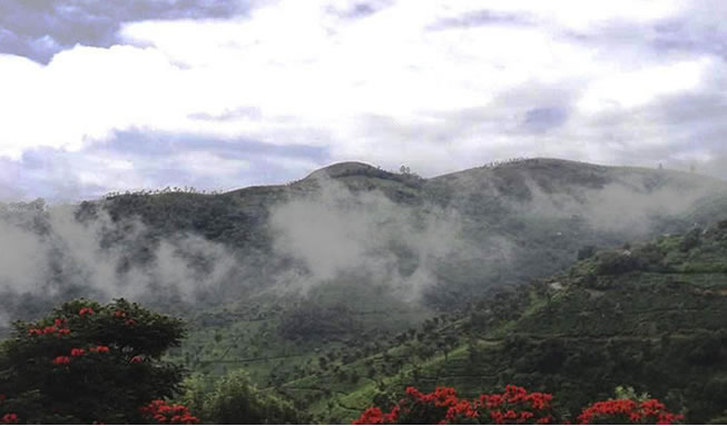 ooty queen of hill station foggy hills