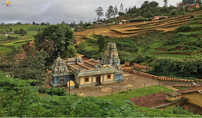 ooty temple