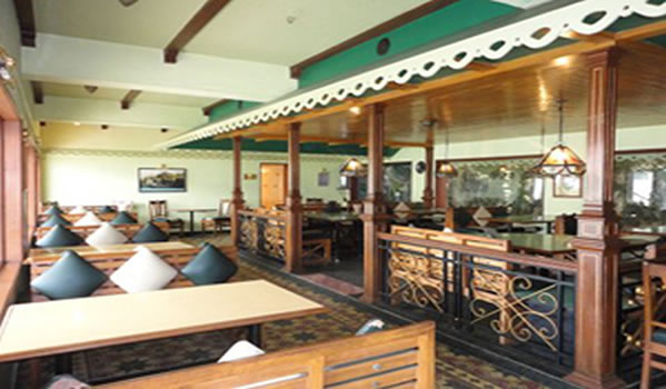 Garden Cafe Ooty