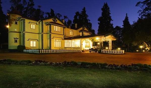 Glyngarth Villa Restaurant Ooty