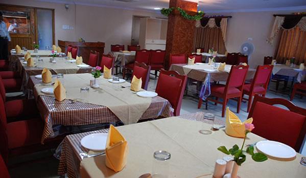 Hotel Akshaya Restaurant
