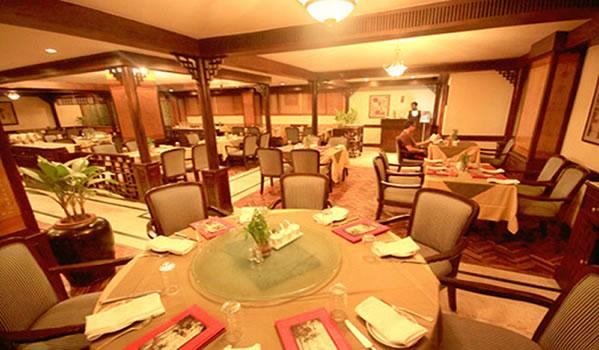 Hotel Artia Grand Restaurant