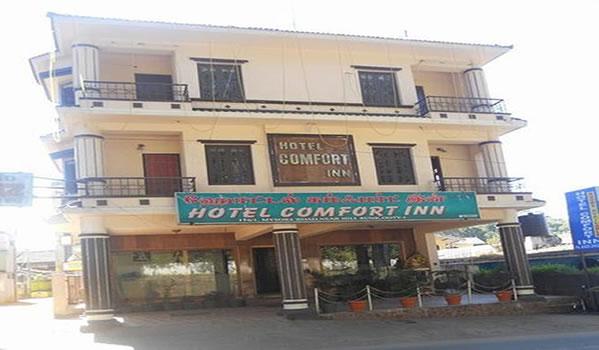 Hotel Comfort Inn Restaurant