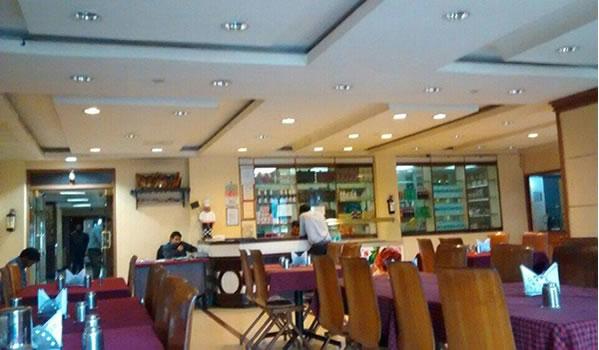 Hotel Preethi Palace Restaurant Ooty