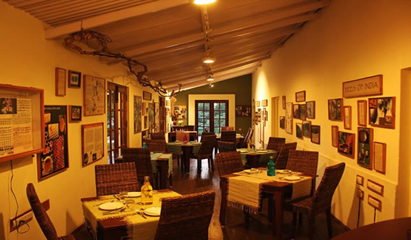 Place to Bee Restaurant Ooty