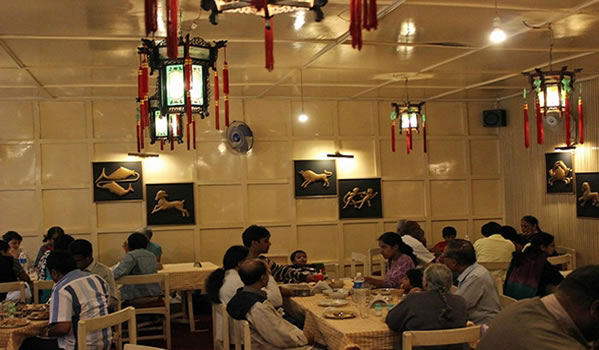 Shinkows Restaurant Ooty
