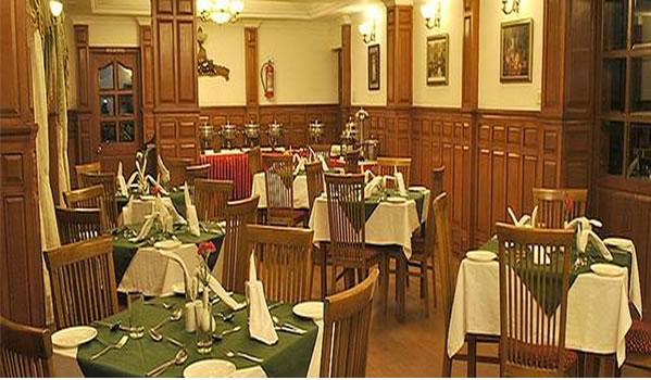 Welbeck Residency Restaurant Ooty