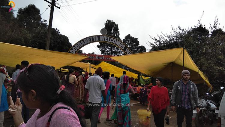 doddabetta entrance