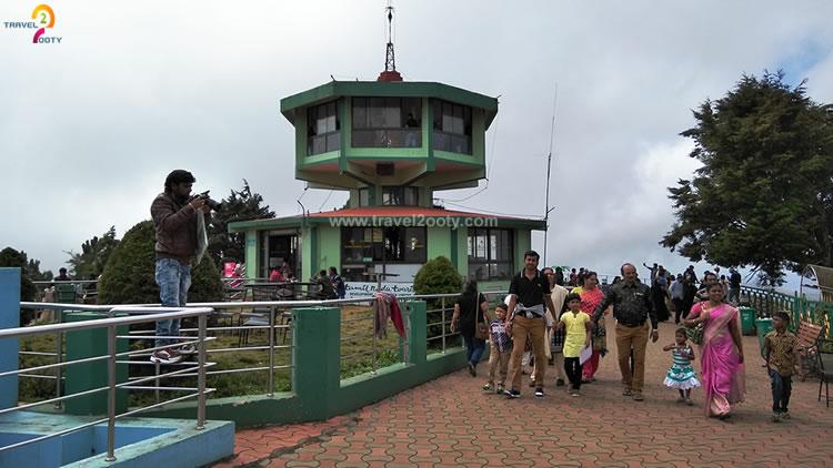 doddabetta peak image
