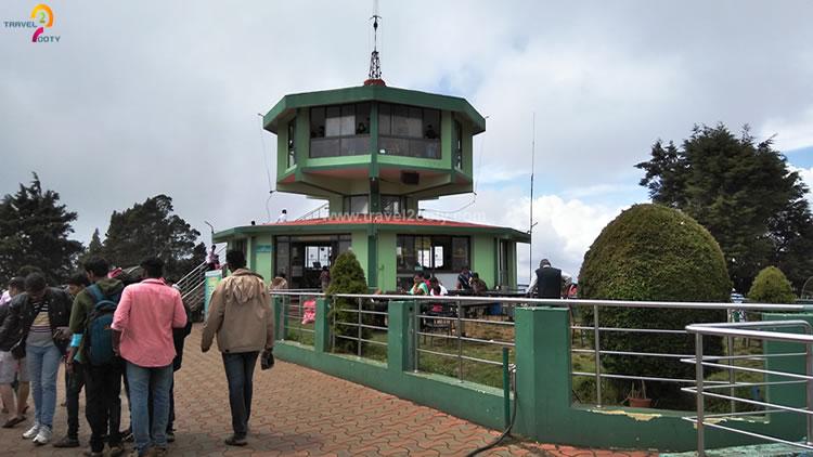doddabetta telescope tower