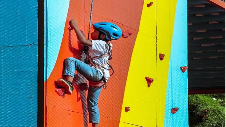 adventure rock climbing ooty