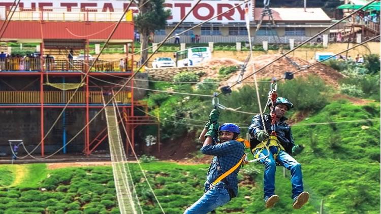 valley crossing adventure activity