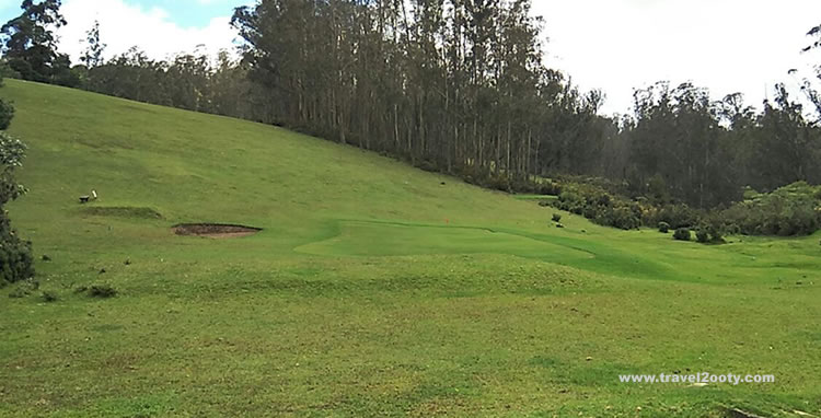 golf court ooty