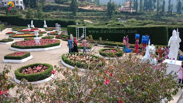 Ooty Karnatakas Garden