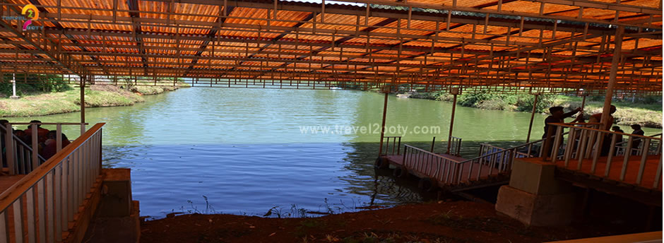 boat house ooty
