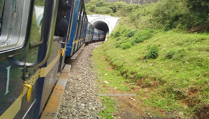 mettupalayam to ooty train