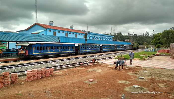 ooty toy train pic