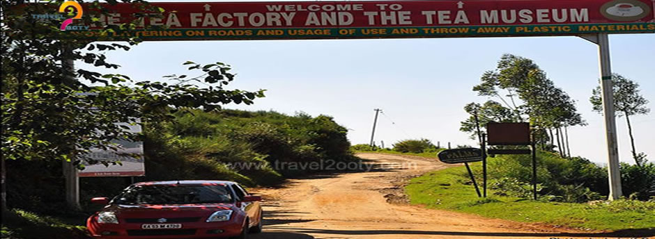 tea factory entrance