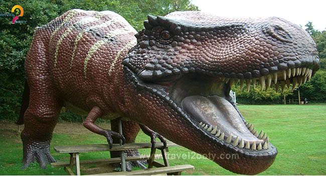 dinosaur park ooty